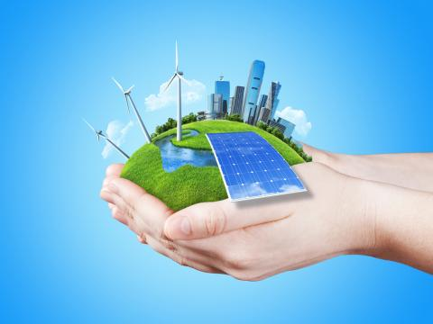 Translation services for the renewable energies industry