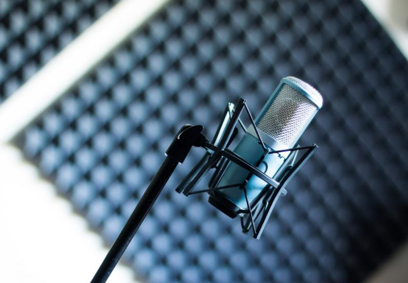 Why hire a voice-over agency