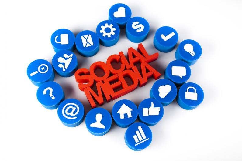Social media advertising mobile and individually successful
