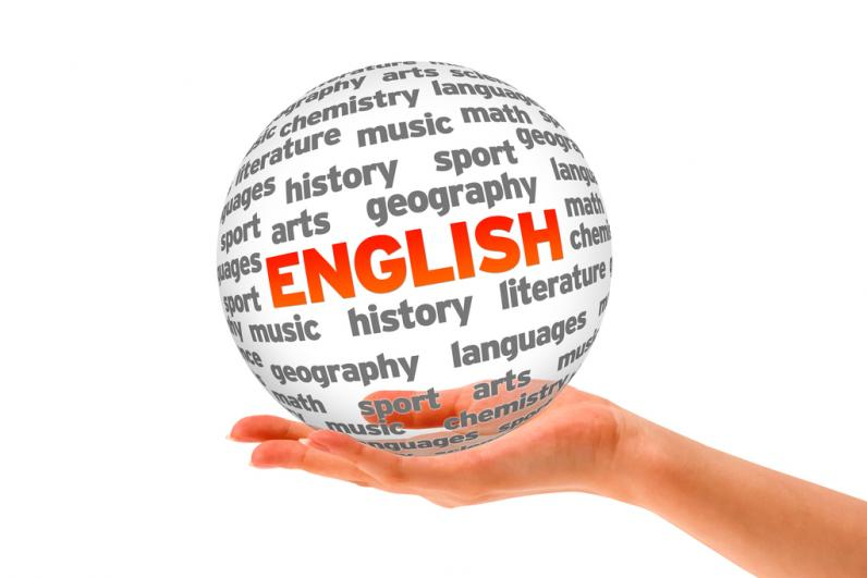 English as a foreign language