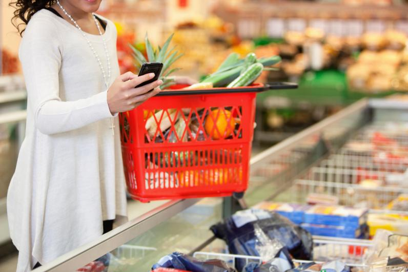 trends in the online food retail sector